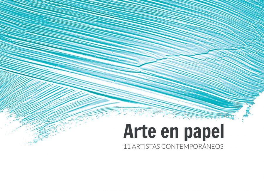 Catálogo Arte en papel – Editado por la galería NG