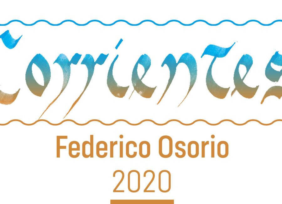 Exposición 'Corrientes' de Federico Osorio en la real casa de la moneda de Segovia