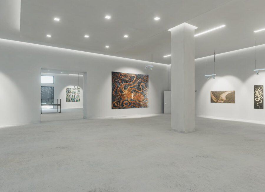II Exposición virtual de Gonzalo Páramo 'Arte y Ciencia'